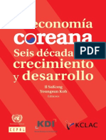 La Economia Coreana (Libro)