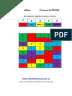 Estimulacion Cognitiva Sigue Patron Numeros Colores PLANTILLA de TRABAJO (1)