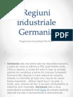 Regiuni Industriale Germania