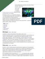Antro - Wikipedia, La Enciclopedia Libre