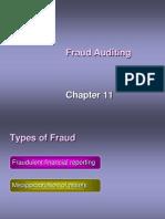 Ch 11 Fraud