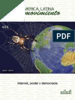 Internet, Poder y Democracia