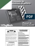 RP255Manual Spanish