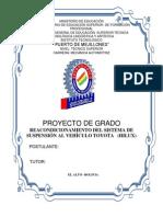 Proyecto Sistema Suspension