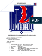 Programa KInder 2014