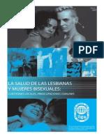 2007 Ilga La Salud de Lesbianas y Bisexuales