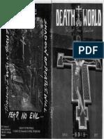 Death to The World.  Zine #11