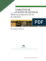 Fundamentos de Plantación de Iglesias