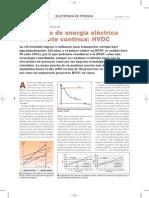 Transporte de Energia Electrica en Cc