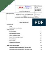 Engineering Design Guideline Storage Tank Rev 2