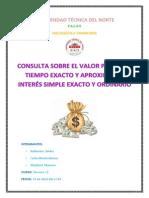 TIPOS DE INTERES- Matemática Financiera