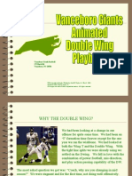 8145005 Vanceboro Giants Animated Dwing Playbook by Jack h
