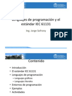 PLC Lenguajes Programacion