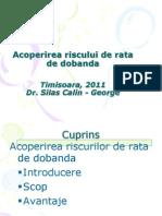 Acoperirea Riscului de Rata de Dobanda (1)