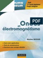 Prépas Ondes Et Électromagnétisme