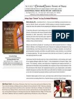 Forward in Hope Press Release