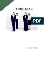 Uniformes Fuerzas Armadas España