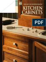 The Art of Woodworking - Kitchen Cabinets.