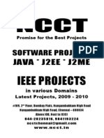 Software Projects Java Projects Data Mining, Cryptography, Learning Technologies, Multimedia