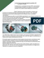 Método Para Probar Tubos Fluorescentes d Lcd