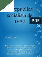 La Republica Socialista