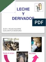 Presentacion Leche y Derivados