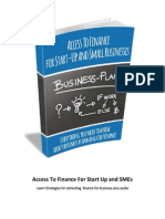 Access to Finance - Learn how to source and raise business funds for growth