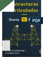 Estructuras Articuladas. Teoría y Ejercicios
