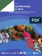 Trendsin Maternal Mortality_eng