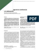 Anatomofisiología de La Continencia Y DEFECACION