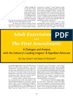 Adult Entertainment