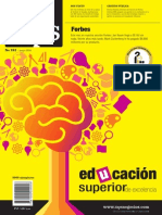 Revista Ekos Mayo 2014.