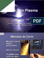 Corte Con Plasma 2009 Sena