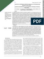 Yupanqui Et Al 2007. Composición y Distribución Del Macrobentos en La Ensenada de Sechura, Piura, Perú.