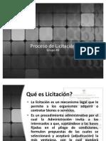 39688313 Proceso de Licitacion