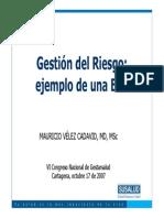Ejemplos de GR EPS