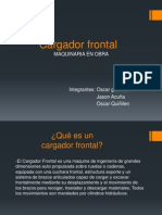 Cargador Frontal 1