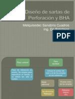Diseño de Sartas de Perforación y BHA
