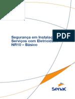Segurança Em Instalaçõs e Serviços Com Eletricidade - NR 10 Básico