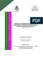 Derecho Financiero Mexicano
