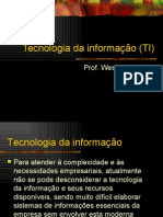 Tecnologia Da Informao (TI)