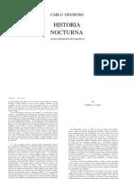 Ginzburg Historia Nocturna