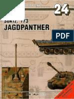 [Aj Press Gun Power n 24] [Sdkfz. 173 Jagdpanther]