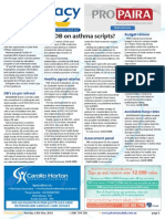 Pharmacy Daily for Tue 13 May 2014 - DOB on asthma scripts?, Heart disease program breach, Healthy post grad salaries, Avoidable hospital rates and much more