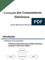 1 - Evolução Dos Computadores