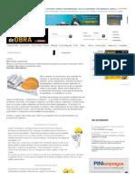 Revista Equipe de Obra ___ Construção e Reforma