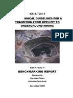 Benchmarking Final Report