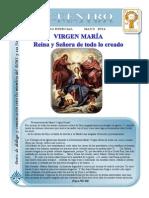 Boletín de Mayo de 2014 del DIMI - Mes de María