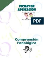 Fichas de Aplicación
