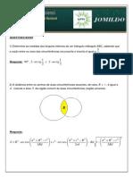 Questões de Geometria